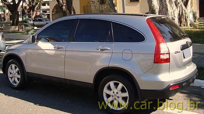 Honda cr v lx 2008 usada fotos pre o consumo e ficha for Honda hrv 2010