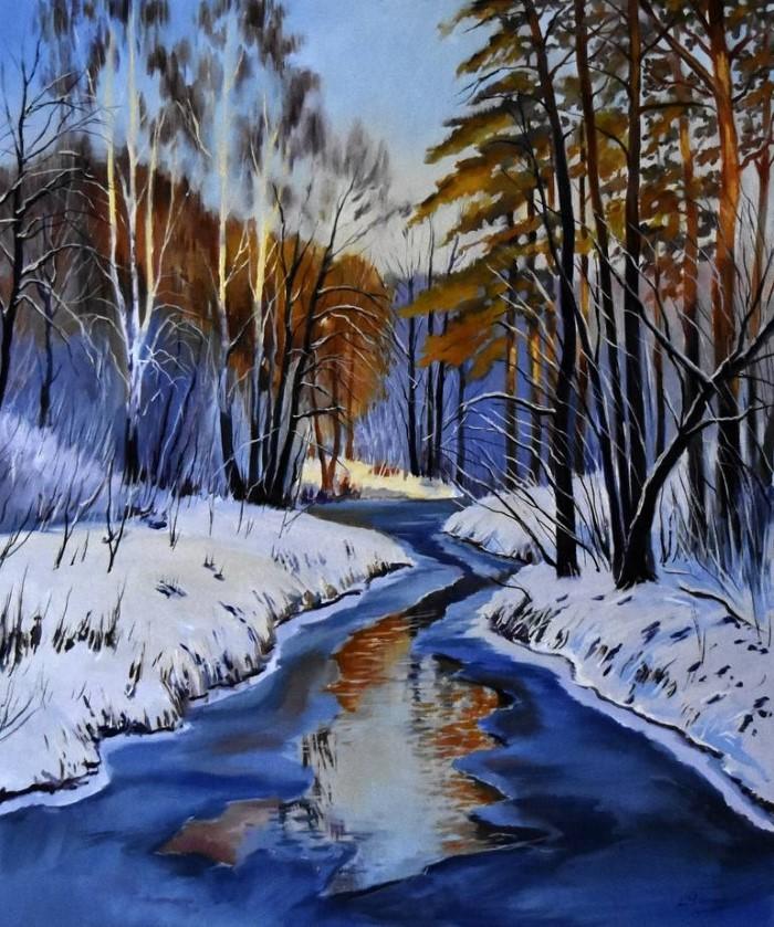 Молдавский художник