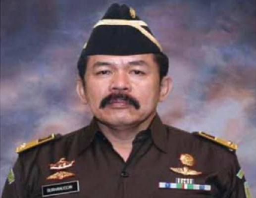 ST Burhanuddin, Janji Kalau Kakak Saya Korupsi Saya Gebukin