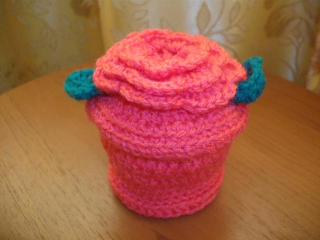 μπιζουτιέρα βελονάκι crochet