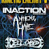 22 de abril Inaction-Anthems Of Hate y Hell Inside en Los Andes