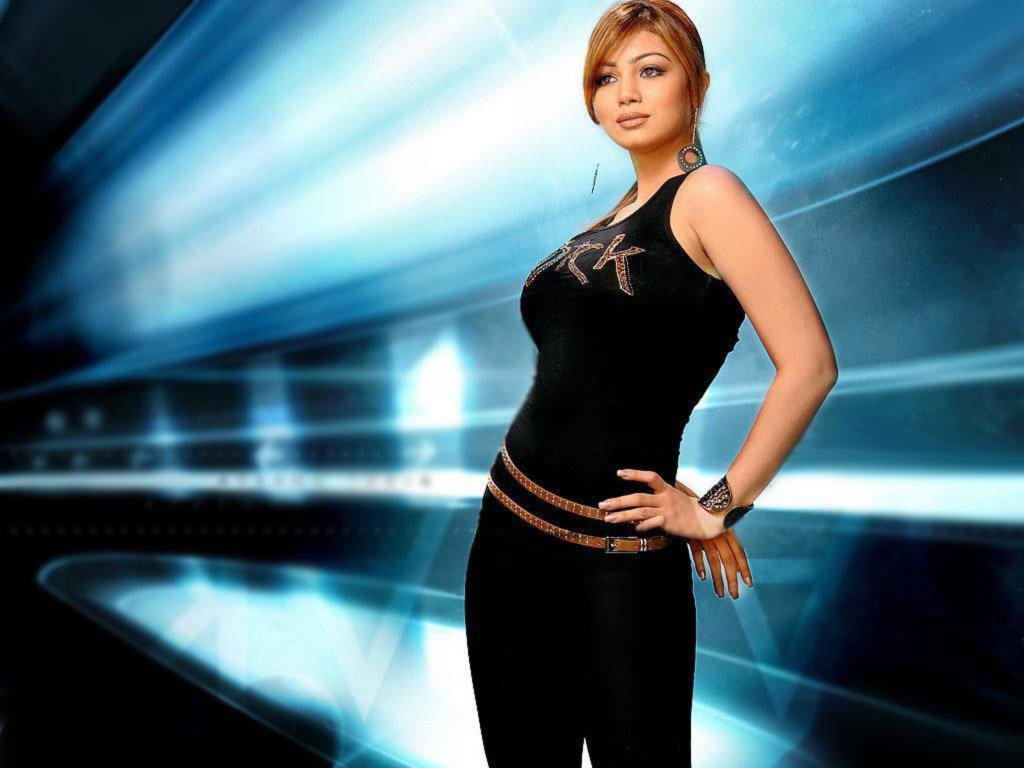 Ayesha Takia Sexy Boobs Photos