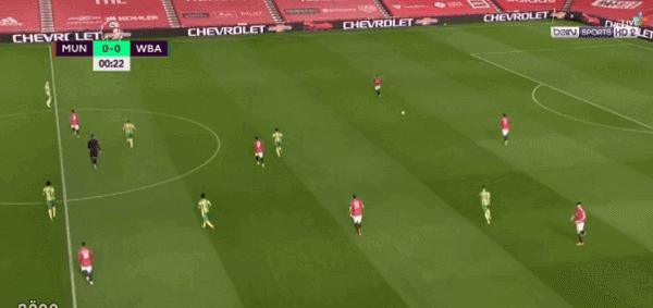 مشاهدة مباراة مانشستر يونايتد ووست بروميتش ألبيون بتاريخ 21-11-2020 الدوري الانجليزي