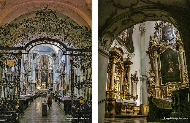 Salzburgo: Abadia de São Pedro