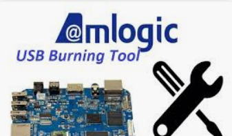 Amlogic USB Burning Tool v2.1.7.3