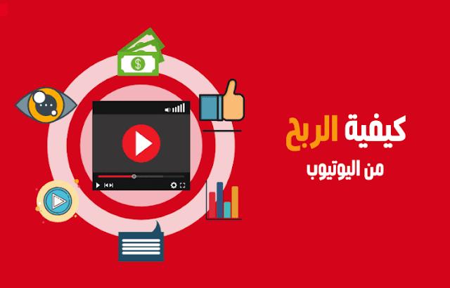 كيفية تحقيق الربح في اليوتيوب دورة مجانية للمبتدئين free course