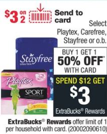 CVS deal 5-12-5-18 carefree