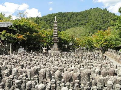 Kuil Adashino Nenbutsuji