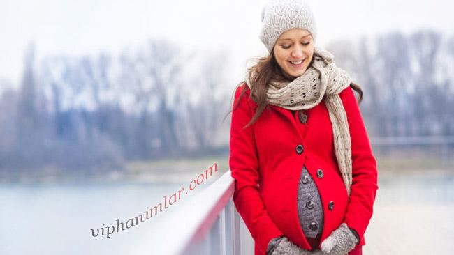 Kışın Hamilelikte Nelere Dikkat Edilmeli - www.viphanimlar.com