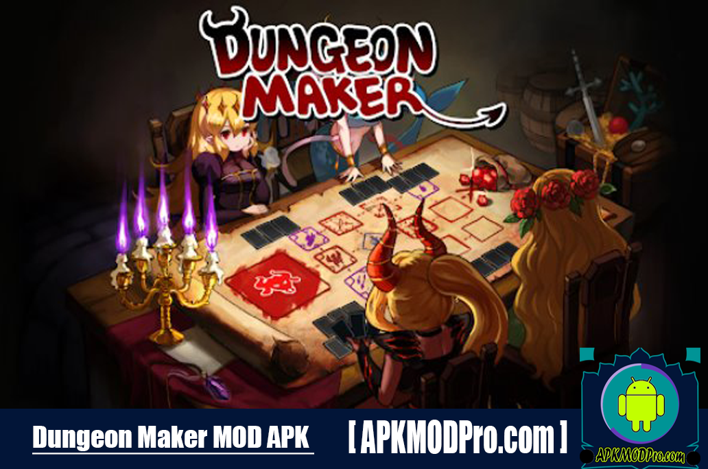 Download Dungeon Maker MOD APK 1.9.79 (MOD Unlimited Money) For Android