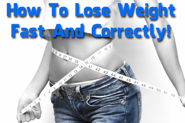 How To Lose Weight Correctly