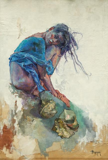 """Spanish Oil Painting Artist -""""Ramon Gutierrez"""""""