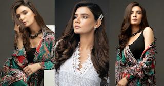 Actress Kiran Haq New Awesome Photoshoot