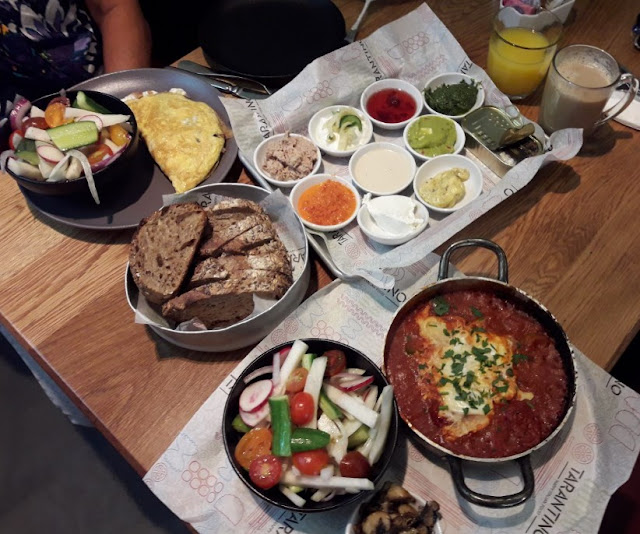 Tarantino restaurant in Rishon Letzion launches new breakfasts