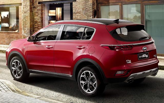 Novo Kia Sportage 2020 AWD