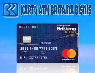 ATM BritAma Bisnis