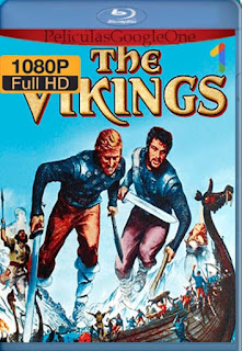 Los Vikingos [1958] [1080p BRrip] [Latino- Ingles] [GoogleDrive] LaChapelHD