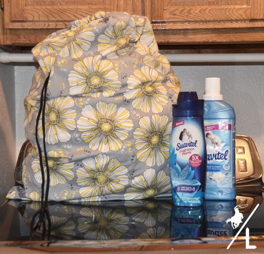 DIY Laundry Bag