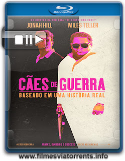 Cães de Guerra Torrent - BluRay Rip 720p | 1080p Dublado (2016)