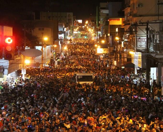 Carnaval de rua é cancelado em 2021 por agravamento da covid-19 na capital