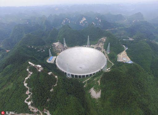 La Chine construit le plus grand radiotélescope orientable d'Asie pour la mission Mars