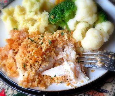 Homestyle Baked Haddock