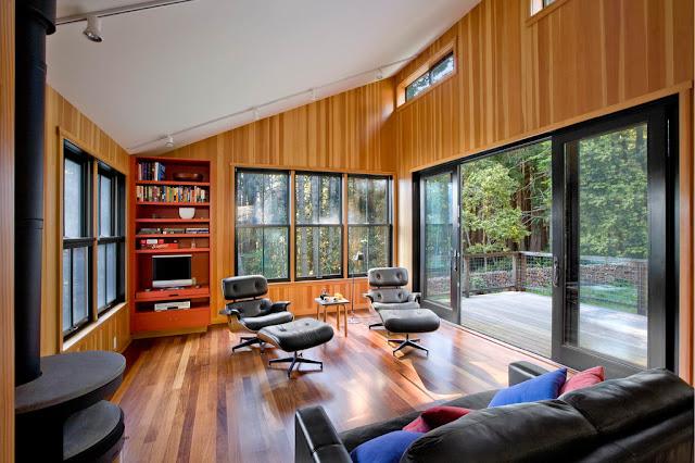 Gambar Rumah Sederhana Dari Kayu 2 Kamar Tidur
