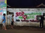 """""""STOP DEMO ANARKIS"""", Pituruh Cinta Damai"""