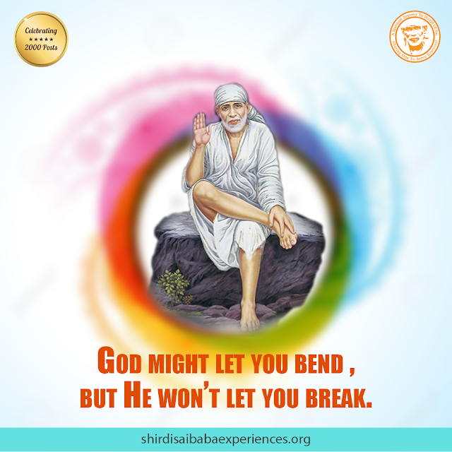 Shirdi Sai Baba Blessings - Experiences Part 2827