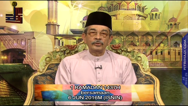Info Tarikh Mula Puasa Ramadan 2016 1437 H