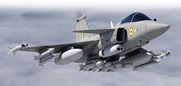 Military and Commercial Technology: Saab JAS 39 Gripen E is