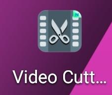 video cutter logo