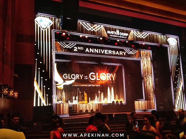 Matxi Corp Menyambut Ulangtahun Ke 2 Dengan Tema Glory To Glory, Matxi Corp Malaysia