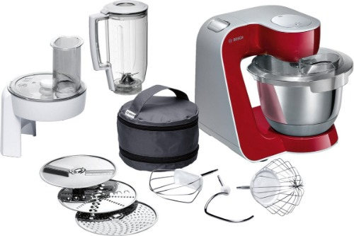 Beste keukenmachine test bosch keukenmixer