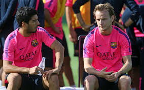 Barcelona searching for buyers for Luis Suarez and Ivan Rakitic