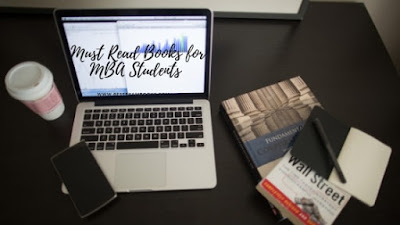 Must Read Books For MBA Students