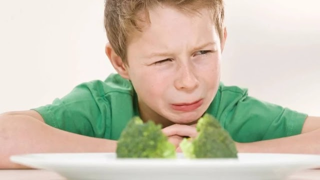 NUTRICIÓN.  Las bacterias bucales pueden explicar por qué algunos niños odian el brócoli