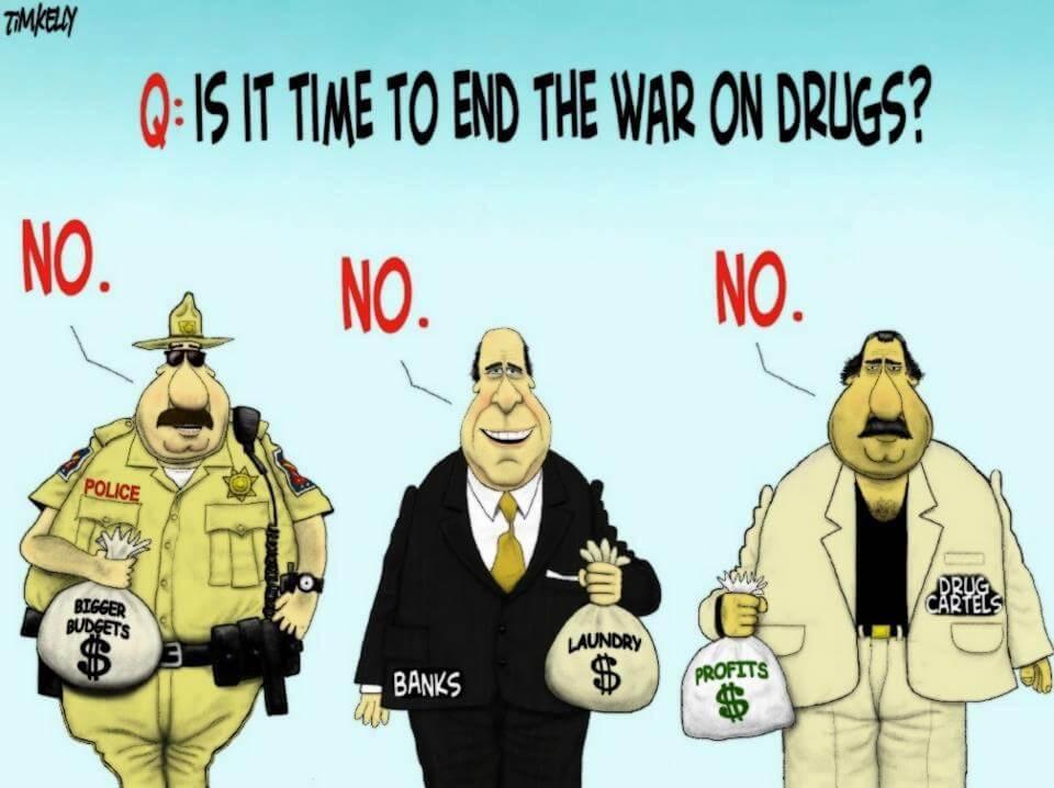 Dadah Dan Perang