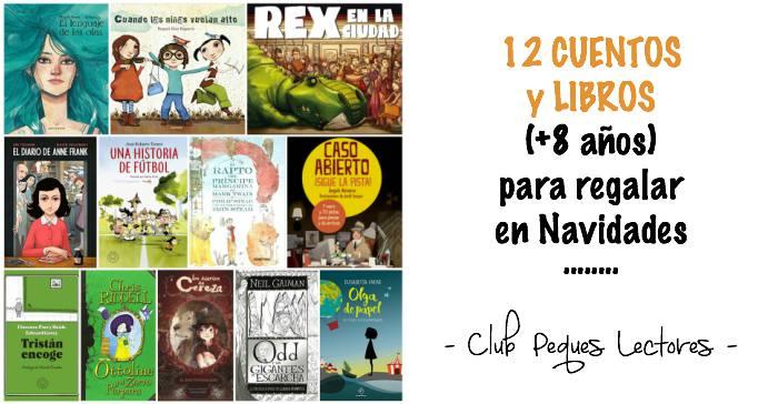 cuentos y libros infantiles juveniles para +8, 12 años