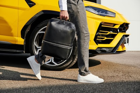 New Lamborghini Leather Goods & Travel Collection