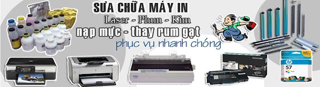 sửa máy in tại nhà Hoàng Quốc Việt