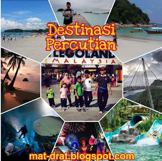 Destinasi Percutian Malaysia