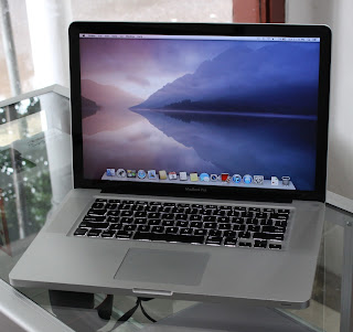 MacBook Pro Core i7 (15-inch, Early 2011)