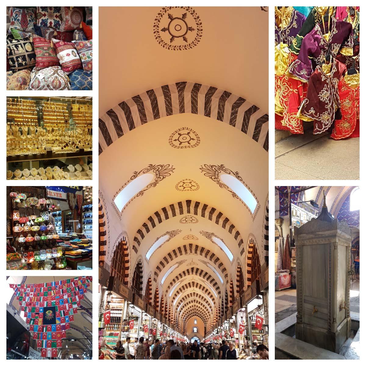 Grand Bazar, Istambul, Turquia