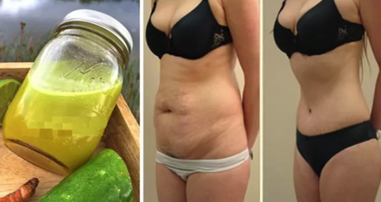 A Powerful Remedy To Lose Weight Naturally. It Works !