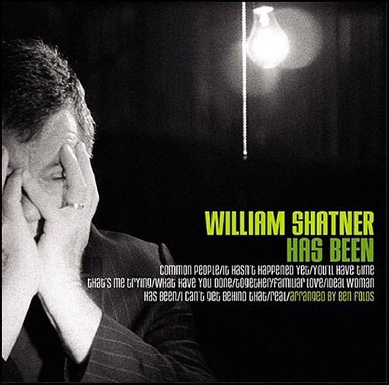 William Shatner - Has Been