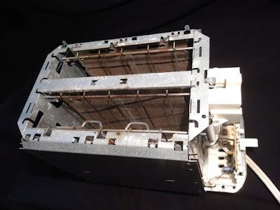 toaster guts - main frame