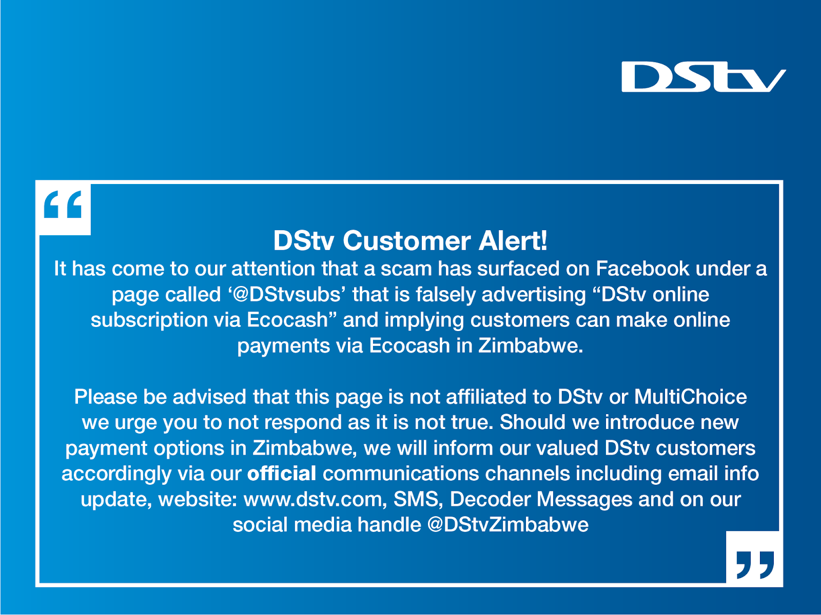HOW TO DELETE OR REMOVE THE MAIL ENVELOP DISPLAYED ON THE DSTV