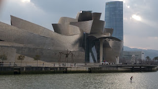 Get a private tour inside the Bilbao Guggenheim Museum & beyond