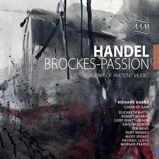 George Frideric Handel Brockes Passion - Academy of Ancient Music